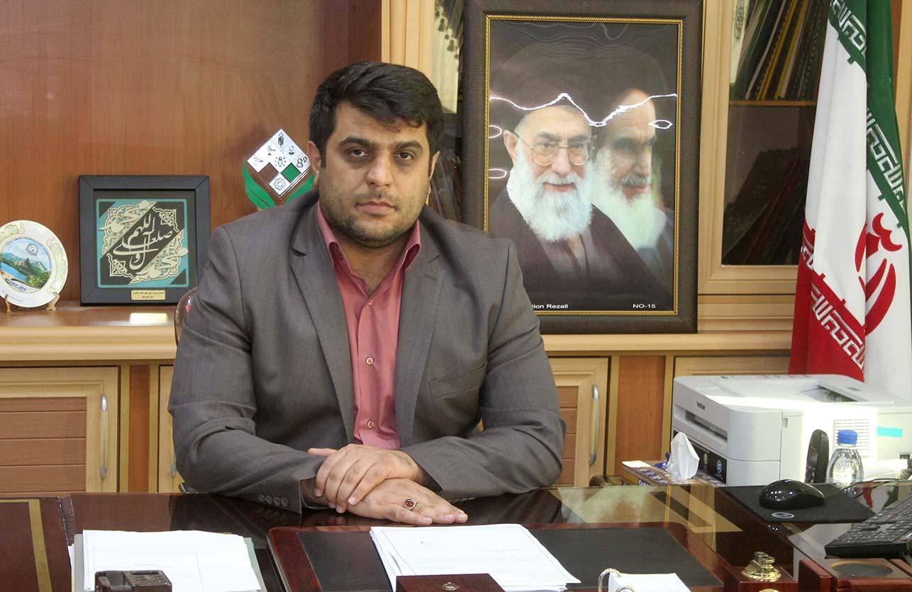 علی بویری فرماندار شهرستان هندیجان